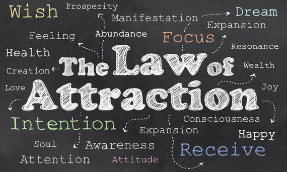 Join IBWC for our New Year workshop & let's get what we desire in 2019 through the Law of Attraction!